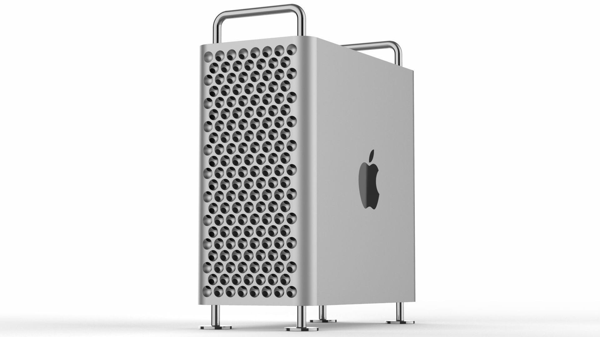 Statie grafica Mac Pro